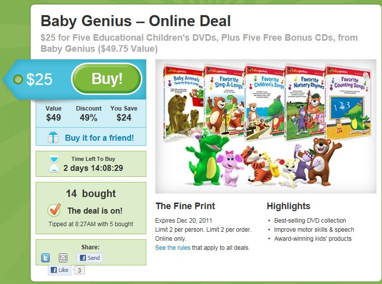Deal genius coupon code