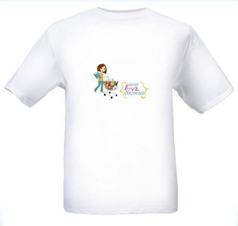 Custom made tee shirt for only 2 from vistaprint s h for Vistaprint custom t shirts