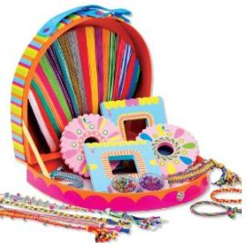 Kids craft sale on amazon up to 70 off many items for Crayola pop art pixies fab snaps jewelry set