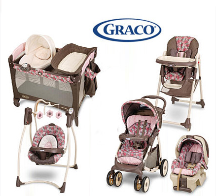 Graco Giveaway From Lullaby Lane Retail Value Of 560