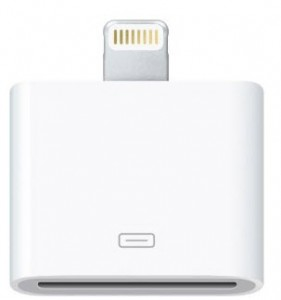Adapter 8 to 30 pin for Apple New iPhone 5