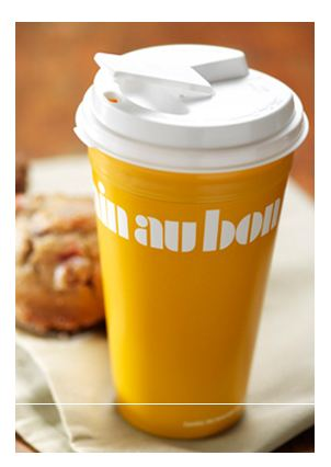 Free travel mug