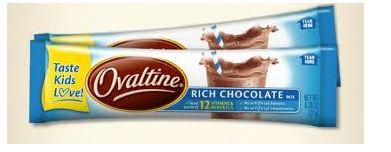 Free Ovaltine Samples
