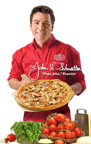 Free Papa Johns Pizza