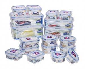 Lock And Lock Food Storage Container Sets