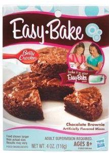 Amazon Easy Bake Oven Brownie Kit Only 6 70 Reg 22 99