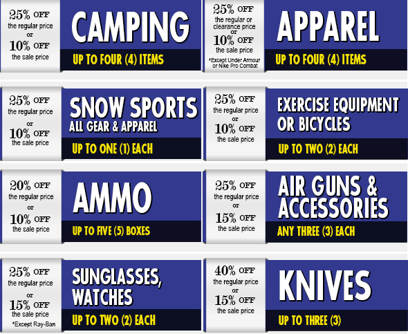 Knives to go coupons