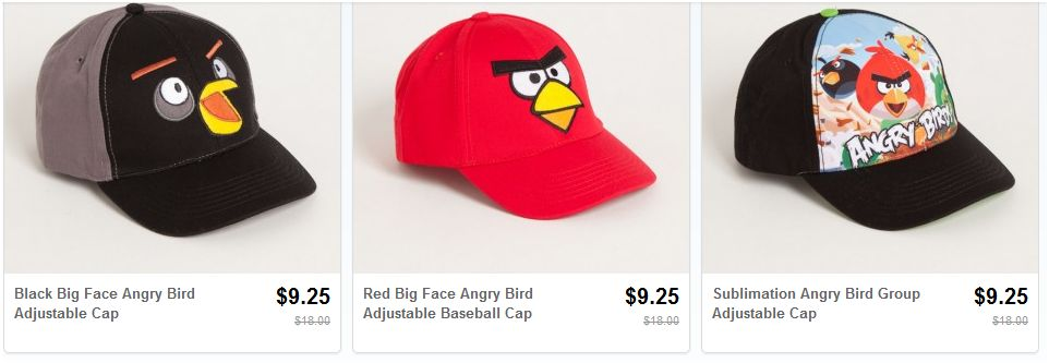angrybirds-hat