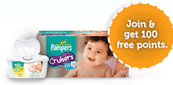 Pampers Gifts to Grow Program.