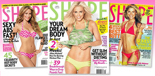 FREE Shape Magazine