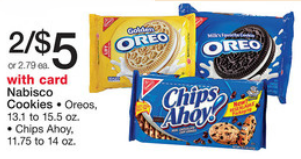 Oreo Cookie Sale