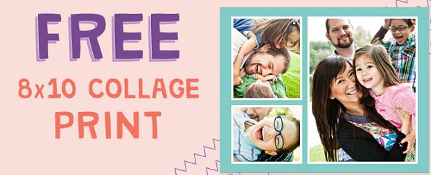 Walgreens FREE photo print