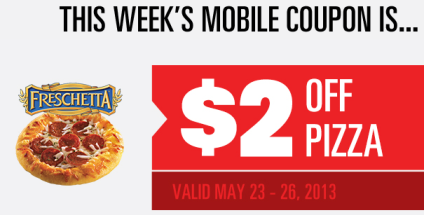 mobile coupon