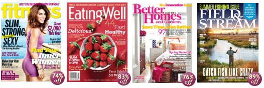 amazon magazine offer