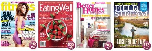 amazon magazine offer