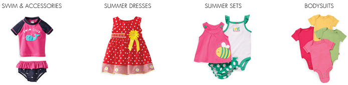 Amazon: Save Up to 50% Off Baby Clothing   Extra 20% Off!