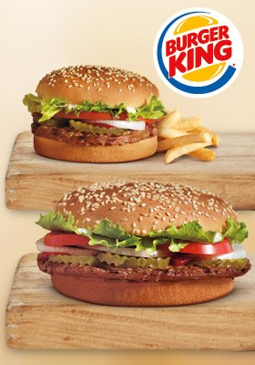 free burger king whopper