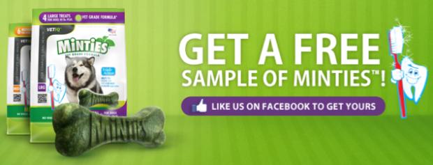 free minties sample