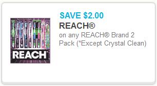 reach coupon