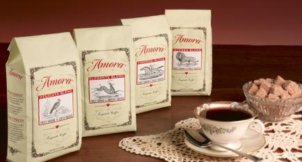 amora coffee free